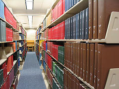 Books, journals, library
